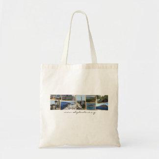 Ship to Shore Logo Tote Bag