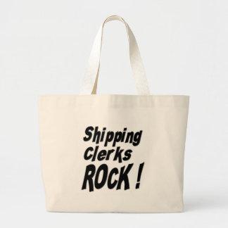 Shipping Clerks Rock! Tote Bag