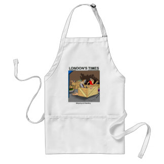 Shipping & Handling Funny Gifts & Collectibles Standard Apron