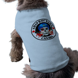 Shiprocker Dog Shirt