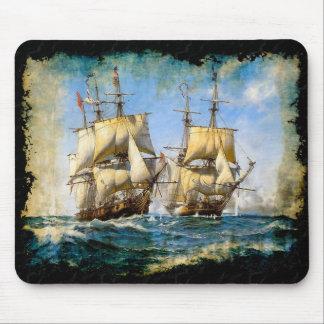 Ships 1 Mousepad
