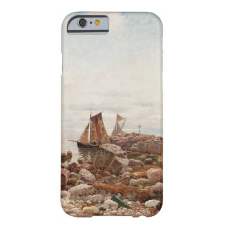 Ships Anchored in a Swedish Fjord Barely There iPhone 6 Case