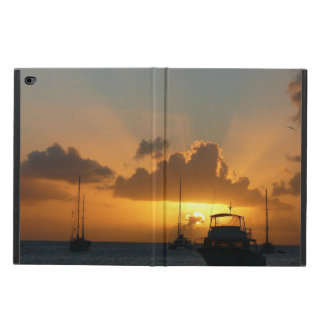 Ships and Sunset Tropical Seascape Powis iPad Air 2 Case