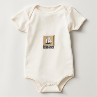 ships log baby bodysuit