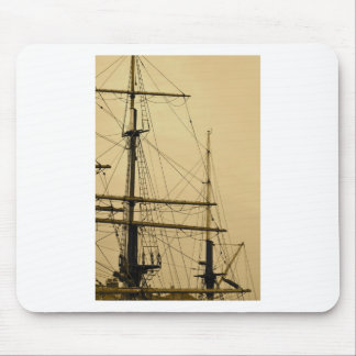 Ships mast mousemat