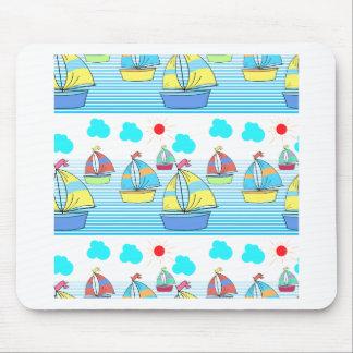 ships mousepad
