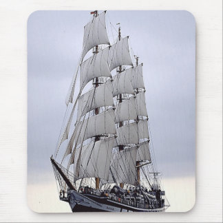 Ships Mouse Pad