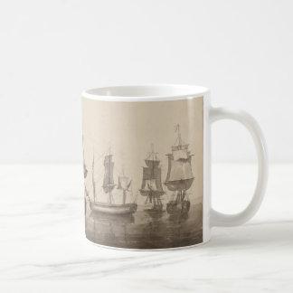 Ships of 26th June 1776 Coffee Mug