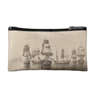 Ships of 26th June 1776 Makeup Bag
