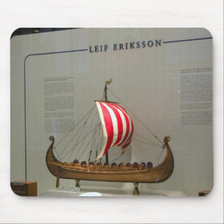 Ships of the explorers, Leif Erikson Mouse Pad