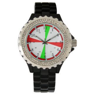 Ship's radio room clock watch