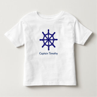 Ship's Wheel Toddler T-Shirt