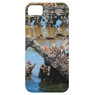Shipwreck in the mangroves barely there iPhone 5 case