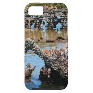 Shipwreck in the mangroves tough iPhone 5 case