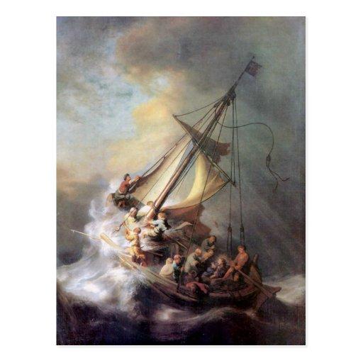 Shipwrecked Postcard