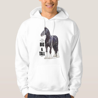 Shire Draft Horse Hoodie