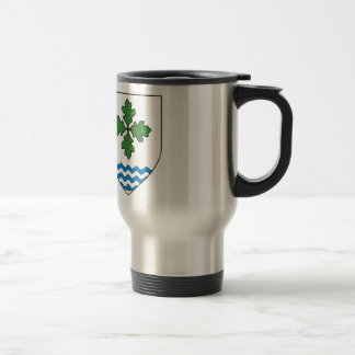 Shire of Oakford populace badge Travel Mug