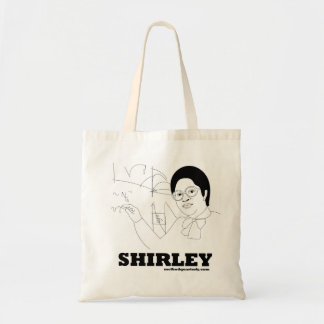 Shirley Ann Jackson Tote Back