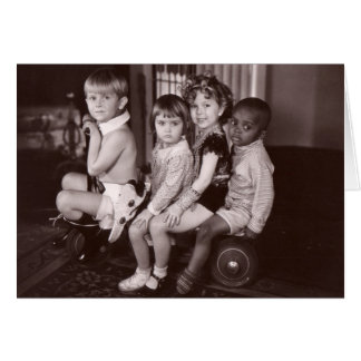 Shirley Temple and Gang.jpeg Card