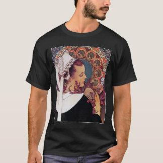 Shirt:  Alphonse Mucha - Art Nouveau T-Shirt
