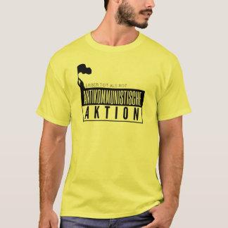 Shirt: Anticommunist action T-Shirt