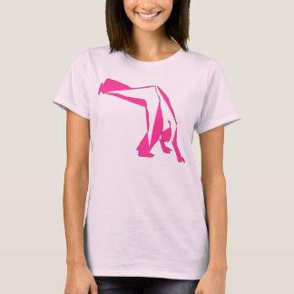 Shirt capoeira compasso pink
