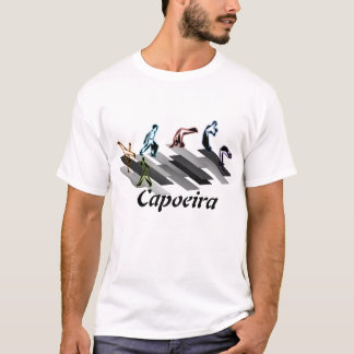 shirt capoeira gray martial arts fighters