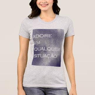 Shirt Feminine Joust Adores