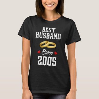 Shirt For Husband Since 2005 From Wife.