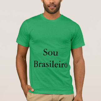 Shirt I am Brazilian M