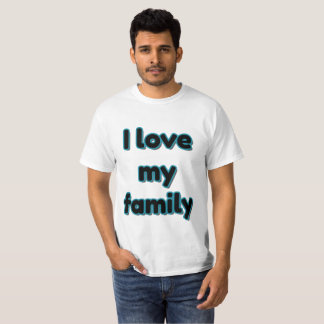 shirt I love my family beautiful blouse