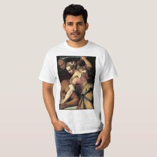 Shirt Judite and Holofernes de Caravaggio