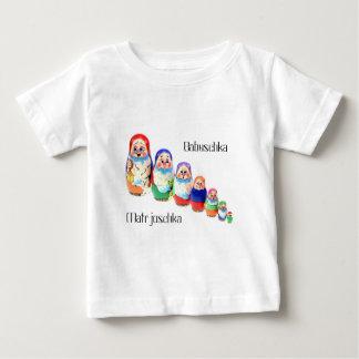 Shirt Matrjoschka, Matryoshka, babushka
