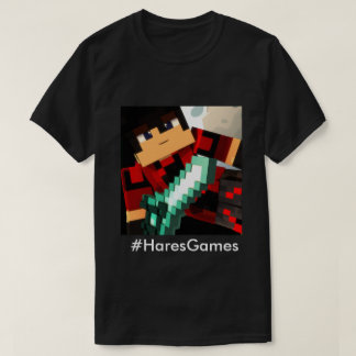 Shirt Of the Youtuber HaresGames