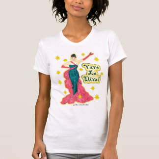 """Shirt - """"Viva La Diva"""""""