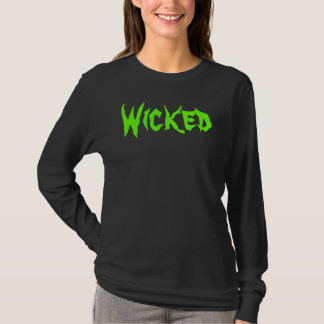 Shirt: Wicked T-Shirt