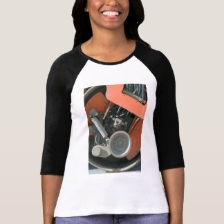 Shirt with Machine Abstraction