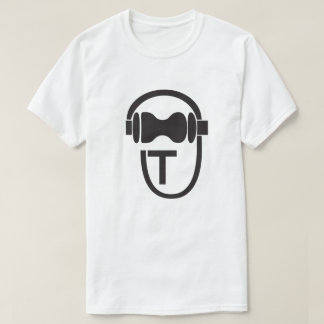 Shirt with TEnsko's Logo - Front - Light