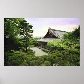Shisendo Temple - Kyoto Japan Poster