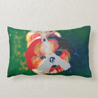 Shitzu Lumbar Cushion