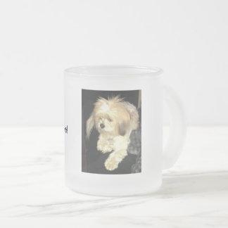 shitzu need coffee mug
