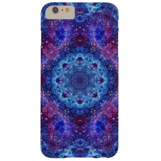 Shiva Blue Mandala Barely There iPhone 6 Plus Case