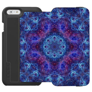 Shiva Blue Mandala Incipio Watson™ iPhone 6 Wallet Case