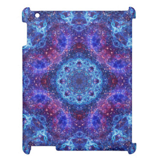 Shiva Blue Mandala iPad Cases