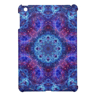Shiva Blue Mandala iPad Mini Covers