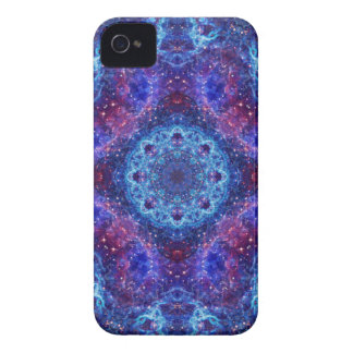 Shiva Blue Mandala iPhone 4 Covers