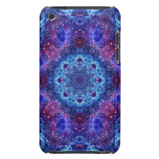 Shiva Blue Mandala iPod Touch Cases