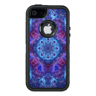 Shiva Blue Mandala OtterBox iPhone 5/5s/SE Case