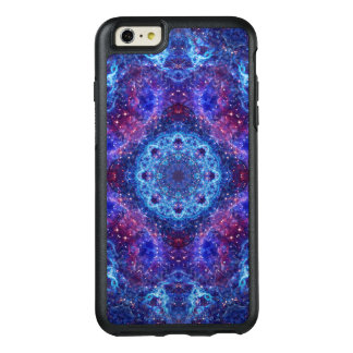 Shiva Blue Mandala OtterBox iPhone 6/6s Plus Case