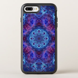 Shiva Blue Mandala OtterBox Symmetry iPhone 7 Plus Case